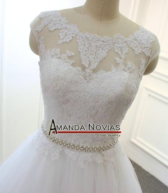 Online Shop Simple But Elegant Cheap High Quality Wedding Dress ...