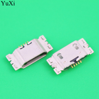 YuXi For Asus ZenFone Go TV ZB551KL X013D ZB452KL X014D micro mini usb jack charging connector plug dock socket port 5pin pcb image
