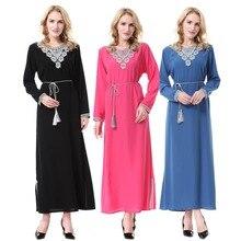 2017 Saudi Arabia Muslim Arab Middle East dubai Malaysia woman dress robes of the dress