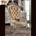 Горячие продажи 2016 королевский классический европейский мебель-ручной работы в стиле барокко стул хорошее качество вилла мебель