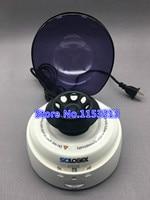 SCILOGEX S1010E Mini Centrifuges 5000rpm Mini palm Centrifuge 0.5ml, 1.5ml, 2ml Laboratory Centrifuge