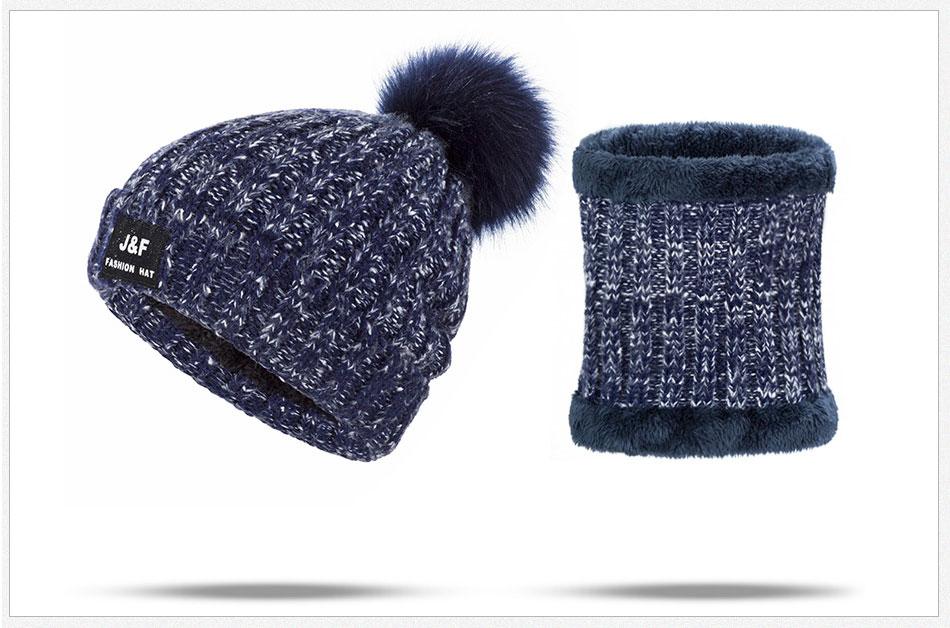 Ensemble 2 pièces, bonnet et collier en coton