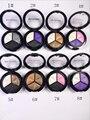 3 Cores de Sombra 2016 Maquiagem 8 Cores Cosméticos Sombra de Olho Nova Chegada Quente