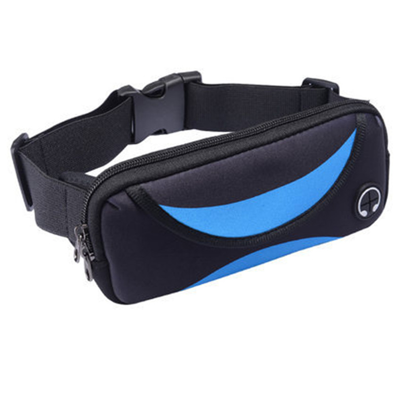 ddf4f96015 women's waist bag Hip Bag Women's Waistband Banana Bags Unisex Waist Pack  for Men Fanny Pack Women Money Belt Mobile Phone Bag