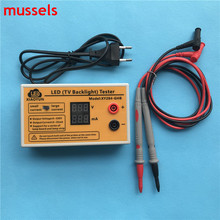 hot deal buy 0-320v output led tv backlight tester led strips test tool with current and voltage display for all led application freeshipping