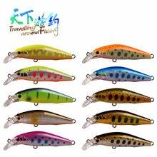 Taf розничная продажа 5 см 516 г/42 г рыболовные приманки 3d