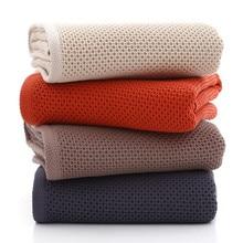 New Honeycomb Cotton Bath Towels Bathroom Comfortable High Quality Men/Women Beach Towel Super Absorbent Outdoor Sport