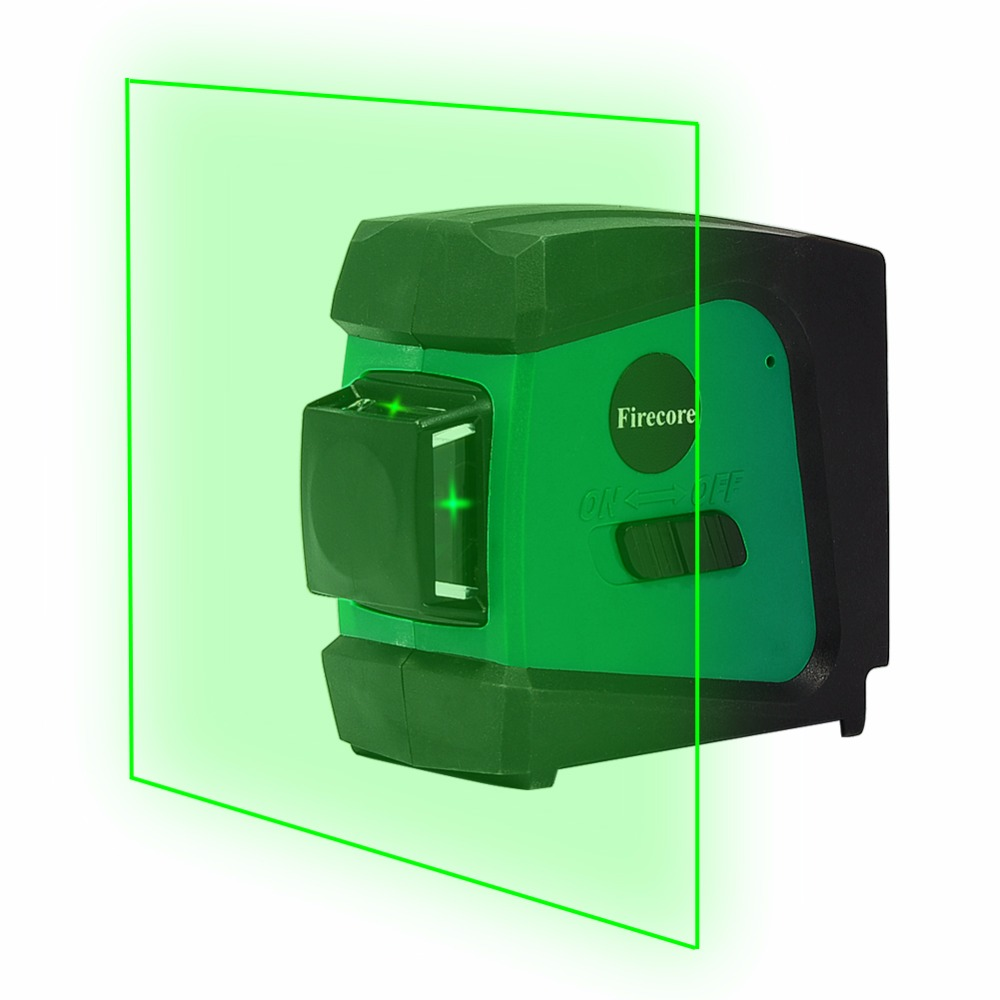 Firecore A8846G 4 Lines Mini Green Laser Level (Auto Self-Levelling In the Range of 3 Degrees ) a scandal in bohemia level 3