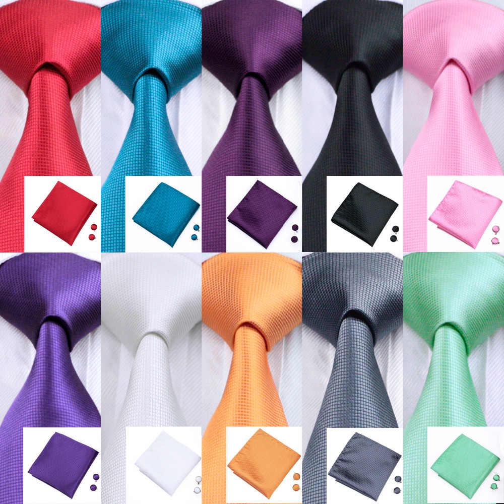 2018 Design New Men's Necktie Green Solid Color Plain Silk Tie Sets Ties  for mens gravata For Wedding Party Business FA 371|plain silk ties|designer  silk tiesilk tie - AliExpress