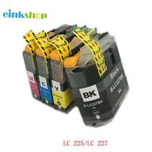 LC223 LC225 LC227  ink cartridge For Brother DCP-J562DW/MFC-J480DW/MFC-J680DW/MFC-J880DW printer