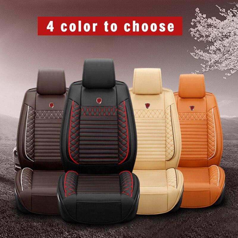Набор чехлов для сидений автомобиля для ford fiesta s max focus 2 explorer mondeo ecosport everest s max mustang edge tourneo kuga