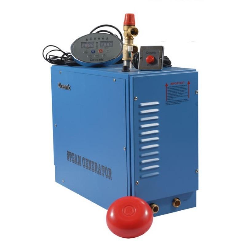 Генератор коммерческой паровой мощностью 8 кВт