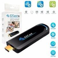 EZCast 5G Dongle Smart Box DLNA HDMI Mirror2 TV Dongle Wireless TV Stick Media Player EZCast Unterstützung Iphone Android Miracast