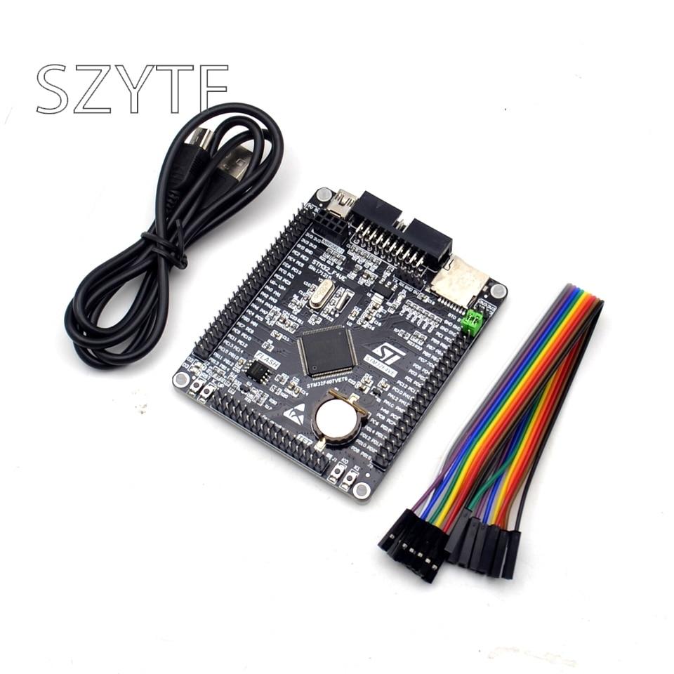 STM32F407VET6 макетная плата Cortex-M4 STM32 минимальная системная плата ARM learning core board