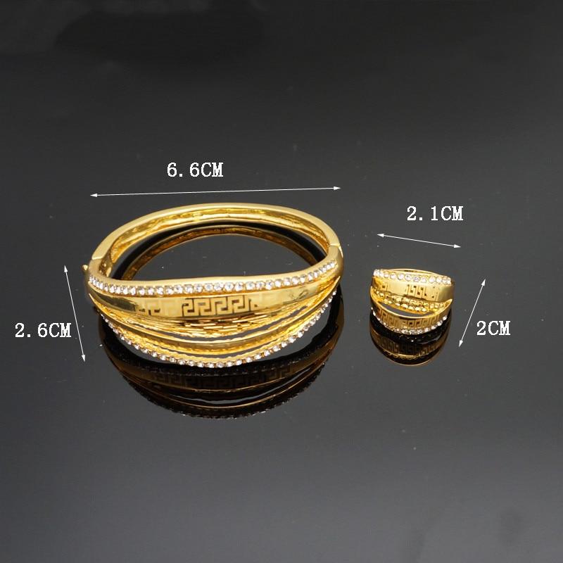 Sexemara bracelets for ladies femme bracelets bangles jewellery Dubai gold bracelet jewelry for women fashion bracelets for girl