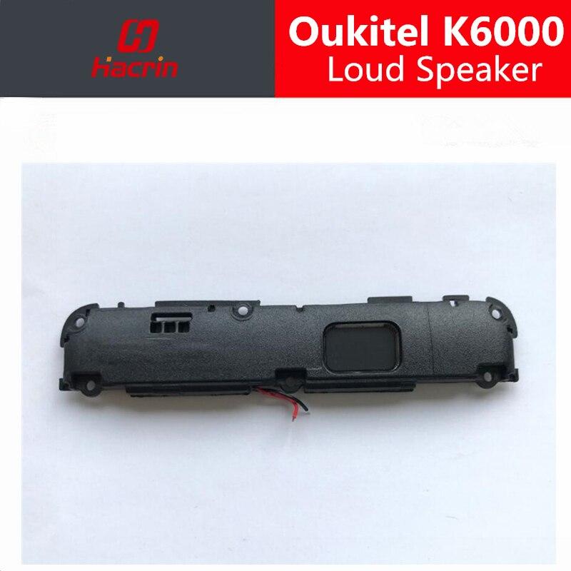 Hacrin Oukitel K6000 Lautsprecher 100% neue Summer Ringer Zubehör für Oukitel K6000 Pro Handy Schaltungen