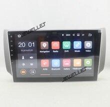 """10.1 """"Octa núcleo 1024*600 tela HD Android 8.0 Do Carro DVD GPS de rádio Navegação para Nissan Sentra, Pulsar, Sylphy 2013-2016"""