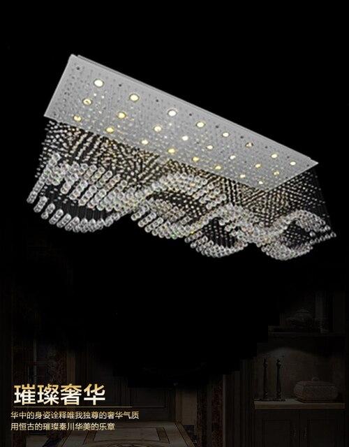 Aliexpress.com : buy new modern design luxury chandelier led ...
