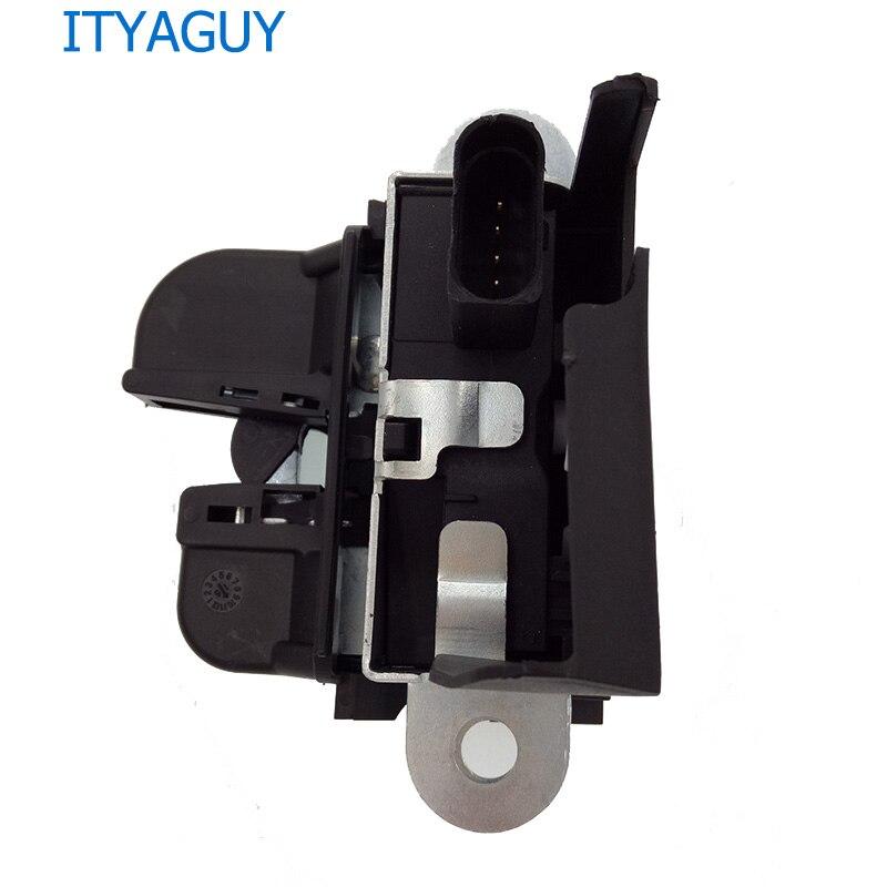 5K0827505A 1K6827505E 5M0827505E 1P0827505D REAR TRUNK LOCK LID LOCK LATCH FOR VW GOLF MK5 GOLF GTI