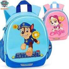 Подлинная Paw Patrol водостойкая EVA сумка Детский сад школьная сумка возраст 2-6 лет дети рюкзаки в форме игрушек дети день рождения игрушка высокое качество