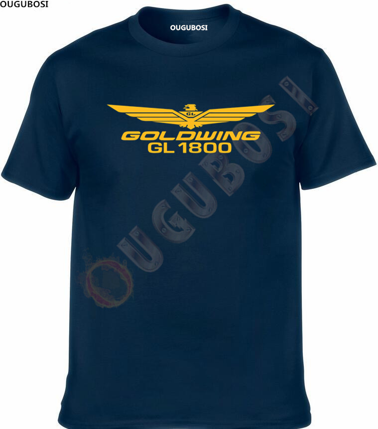 Hon da Goldwing GL1800 Motorcycle Printed   T     Shirt   in 6 Sizes