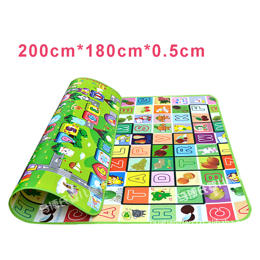 popular large play matbuy cheap large play mat lots from china  - children carpet large baby play mat infant rug mats for kids baby playmatchildren room carpet
