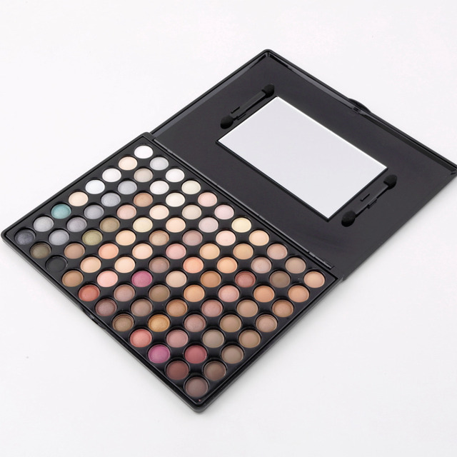 1 unids Wonderful 88 a todo color paletas de sombras de ojos conjuntos de Cosméticos de Maquillaje de Sombra de Ojos Envío de La Gota Al Por Mayor