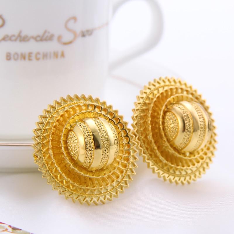 Shamty Νυφικά Σετ Αιθιοπικά Κοσμήματα - Κοσμήματα μόδας - Φωτογραφία 4