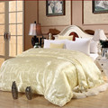 DIFUNINA New Cotton Luxury Jacquard Silk Quilt Core Soft And Comfortable Winter And Summer Plus Size Double Bed Quilt Edredom L