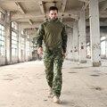 2017 Trópico Sapo Ternos de Camuflagem Multicam MTP Multicam G3 Uniformes incluem um 1/4 zip camisa Trainning & one calças táticas