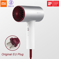Xiaomi SOOCAS H3 H3S Professional Hair Dryer Negative Ions Quick drying Electric Hair Care 1800W Air Outlet Anti Hot Innovative