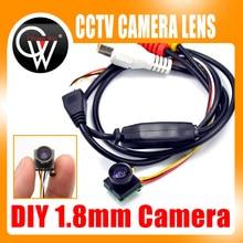 DIY CCTV Camera 1.8mm…
