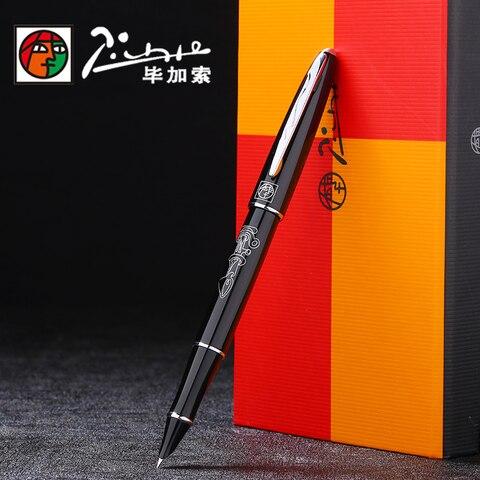 alta qualidade fountain pen iraurita 0 38 milimetros canetas de tinta para escrever full metal