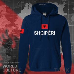 Image 3 - Albania hoodies 2017 men sweatshirt sweat new hip hop streetwear tracksuit nation footballer sporting country ALB Albanian