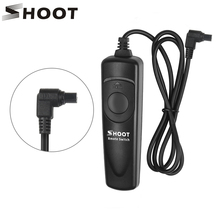 SHOOT RS-80N3 Remote Control Cord Shutter Release for Canon EOS 5D Mark II 6D 7D 10D 20D 30D 40D 50D 1D 1DS III