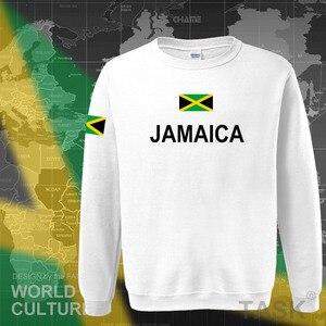 Image 5 - ג מייקה קפוצ ון גברים סווטשירט זיעה חדש היפ הופ streetwear אימונית האומה כדורגלן ספורט המדינה חדש ריבת דגל ג מייקה
