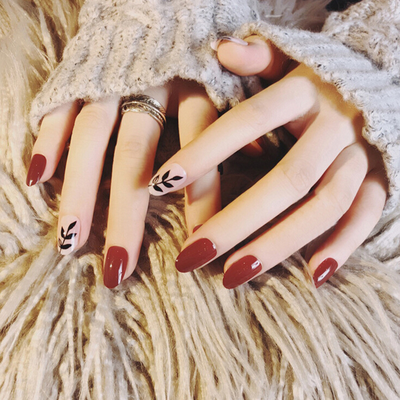 Fake Nails Tools Nail Art Multi Style Lady Nails Acrylic