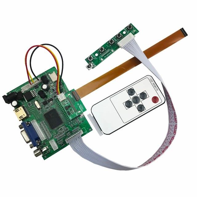 10.1inch LP101WH4-SLAB LCD driver board 39Pin FPC driver board