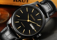 40mm sangdo Luxury watches Automatic Self-Wind movement Sapphire Crystal High quality 2017 new fashion Men's watch GBD74A