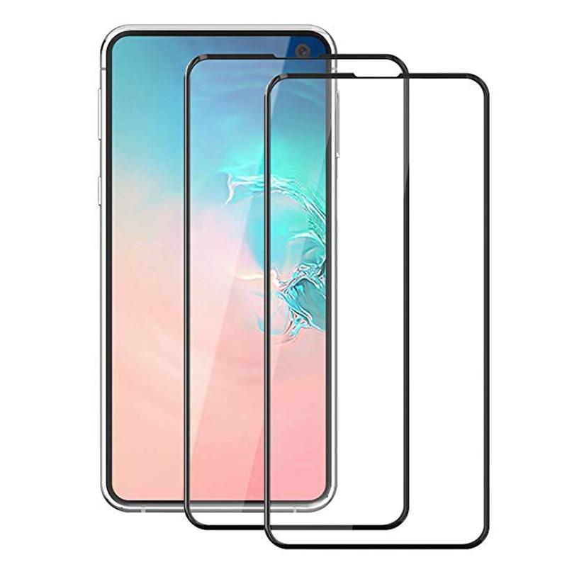 Samsung galaxy S10e screen protector samsung s10e glass on galaxy s10 e tempered glass to s10 lite protective glass full cover