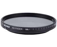 Viltrox 52/55/58/62/67/72/82mm Variable Neutral Density ND Fader Lens Filter ND2 ND400 Optical Glass for Canon Nikon Sony Camera
