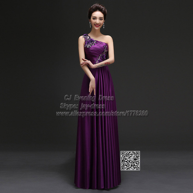 oriental evening dresses one shoulder long elegant embroidery sinsajo  mother exquisite gowns uzun abiye elbise engagement a8885eab3558