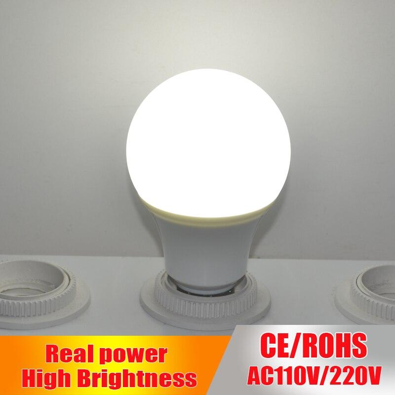 Led Lamp E27 220V LED Bulb Light B22 3W 5W 7W 9W 12W 15W Led light bulb SMD2835 Lampada de Bombillas LED Candle Light canmeijia leds lamp 110v 220v rechargeable emergency led light bulbs 5w 7w 9w 12w led battery lights bulb e27 lamps lighting