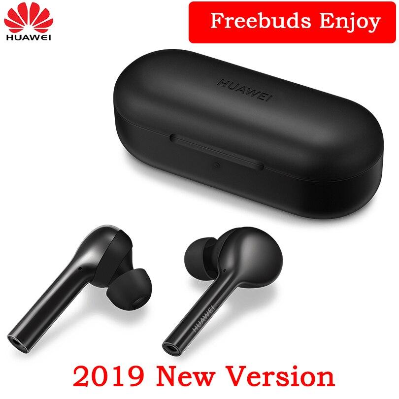 Huawei FreeBuds enjoy freebuds Lite TWS Huawei Bluetooth Wireless Earphone 12 Hours Play Time Waterproof Tap