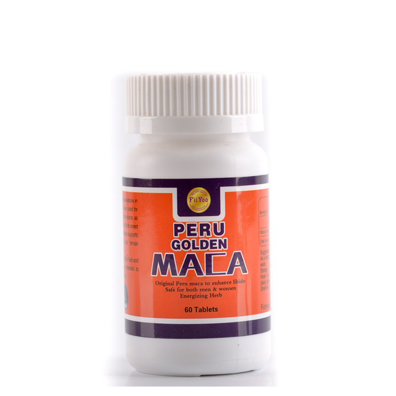 Pure Golden Maca Root Extracts for Healthy Energy personal care все цены