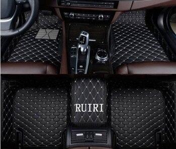 Good quality! Custom special floor mats for Suzuki Grand VITARA 2015-2007 wear-resisting carpets for VITARA 2011,Free shipping