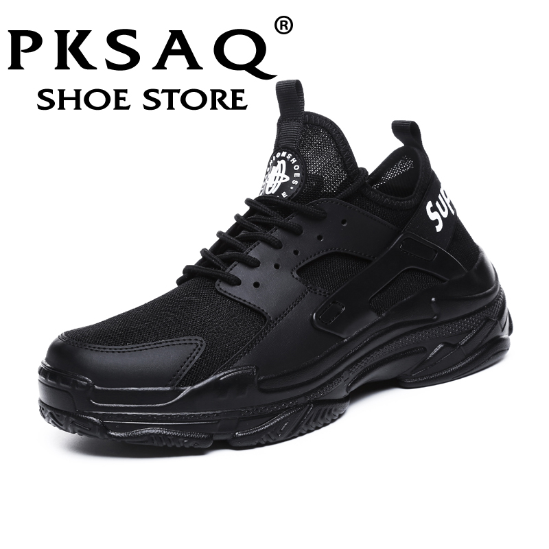PKSAQ Hommes Chaussures D'été Formateurs Ultra Stimule Zapatillas Deportivas Hombre Respirant Casual Chaussures Sapato Masculino Krasovki