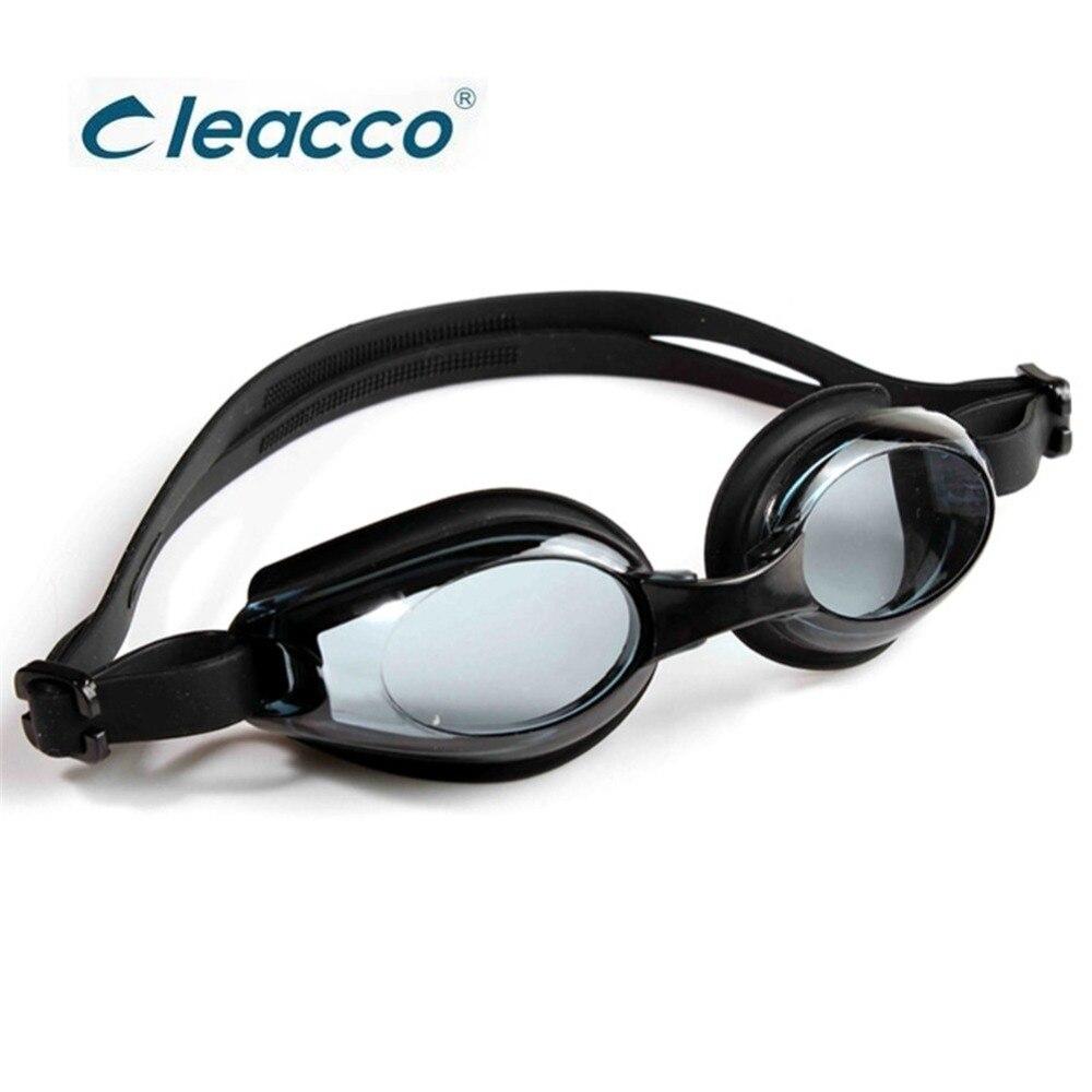 d5b3da47f4 ... Óculos de Natação Multi Prescrição Óptica Miopia de Silicone Anti-fog  Revestido à Prova d  Água Óculos Dioptria ...