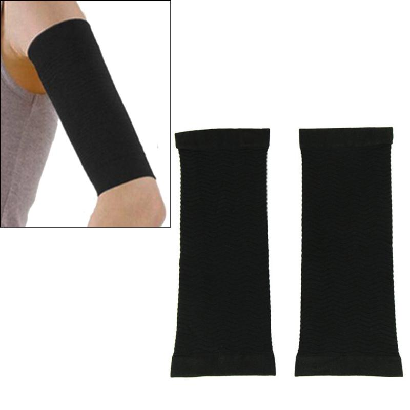 2Pair/lot Slimming Arms cincher firm arm slimming shaper Bodybuilding Arm upper Arms Training Corset women Thin Wrist Strap
