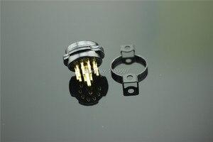 Image 4 - 2 CÁI 9Pin Ống Ổ Cắm Bakelite ổ cắm CMC Socket Cho 6DJ8 EL84 6922 6BM8 6BQ5/EL84 6CG7/6FQ7 ống Vận Chuyển Miễn Phí